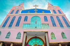 兰州天主教堂-兰州