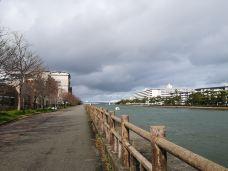 百道海滨公园-福冈-素素77