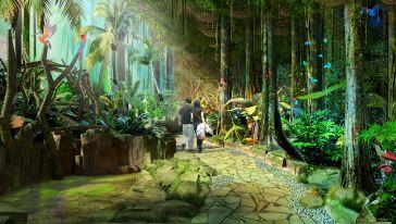 南宁万达雨林乐园