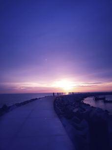 莺歌海湾-乐东-居住地旅行