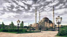 Heart of Chechnya - Akhmad Kadyrov Mosque-格罗兹尼-陶乐诗