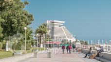 多哈滨海路