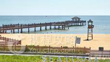 华贸蔚蓝海岸休闲海滩
