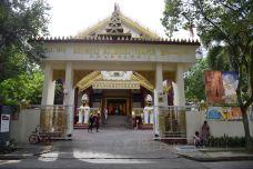 新加坡缅甸玉佛寺-新加坡-C_image
