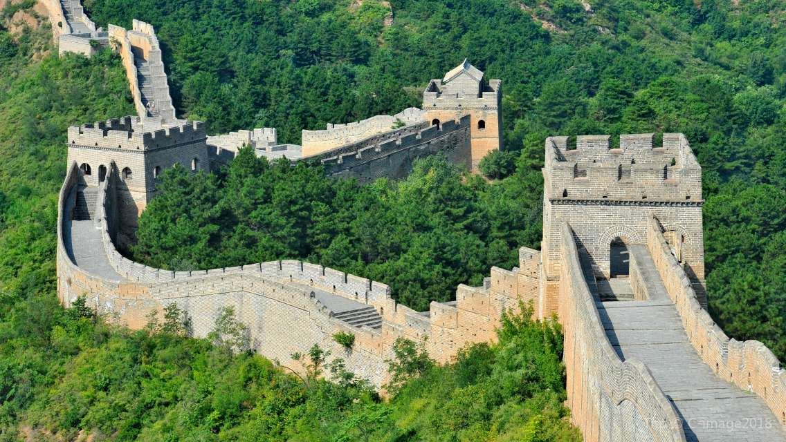Ming Tomb (Changling) & Mutianyu Great Wall Day Tour