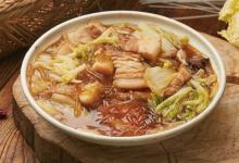 漠河美食图片-猪肉炖粉条