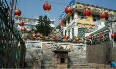 天后宫-胡志明市-多多