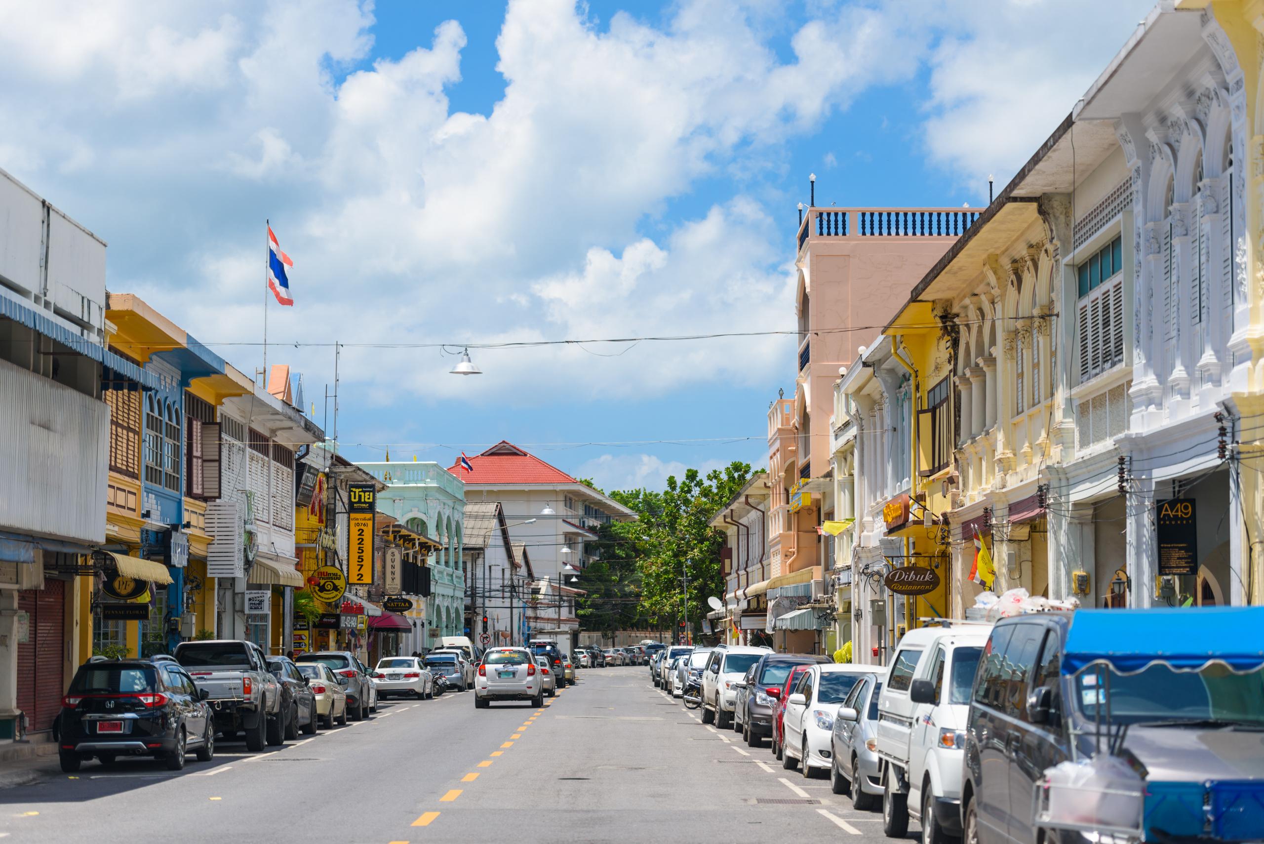普吉鎮  Phuket Town   -0