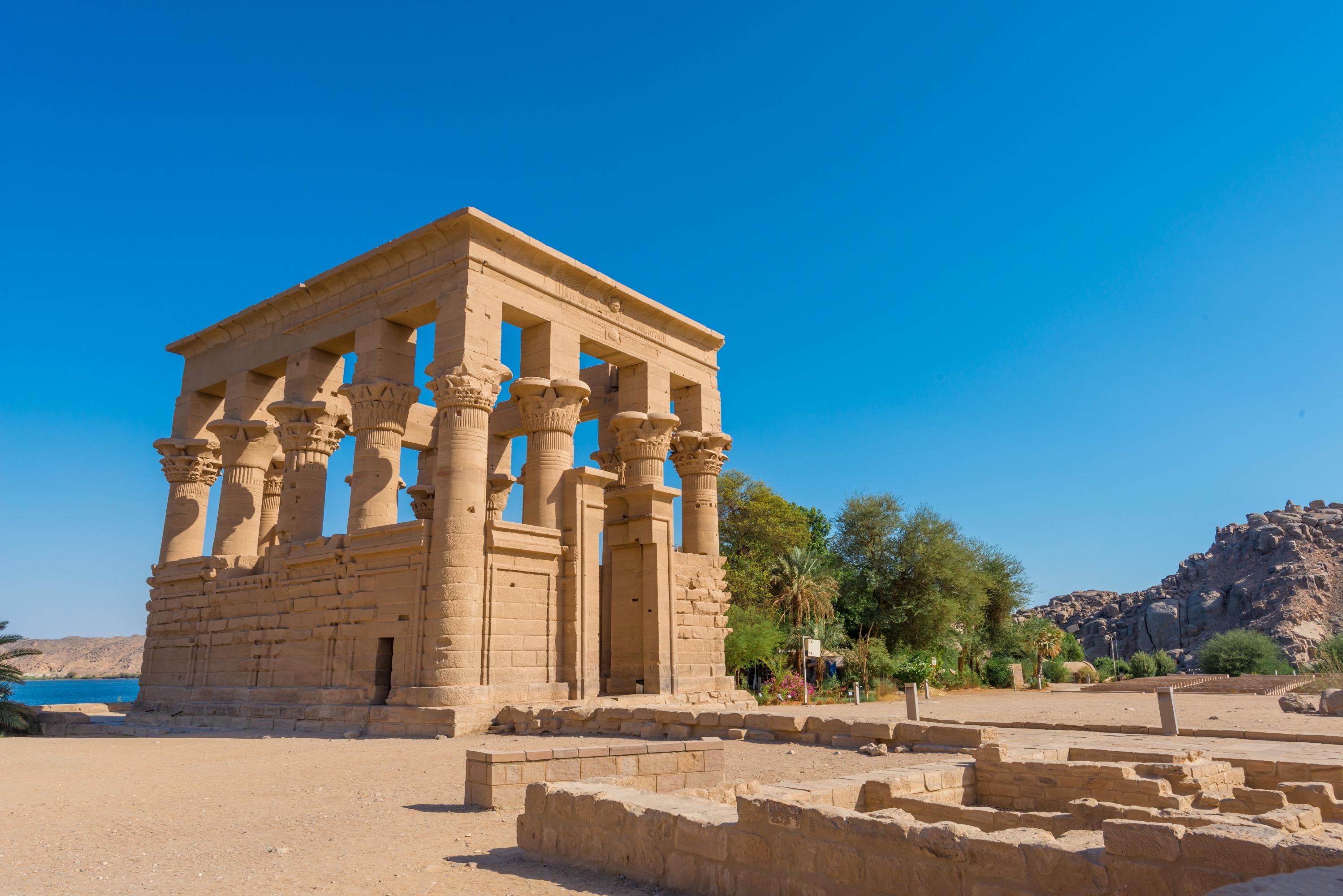 Aswan half-day Tour