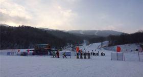 新亚布力滑雪场(含雪具+雪镜+雪服)(4小时)滑雪门票+亚布力南站接送服务成人票