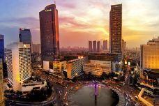 Grand Indonesia-雅加达-多姐小桃Doris