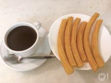 圣吉内斯巧克力店-马德里-小恶魔之yi