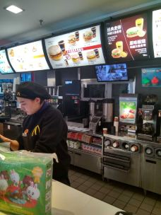 麦当劳(五一路新世界店)-鞍山