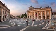卡比托利欧广场-罗马-doris圈圈