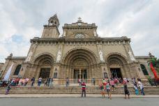 马尼拉大教堂-马尼拉-doris圈圈