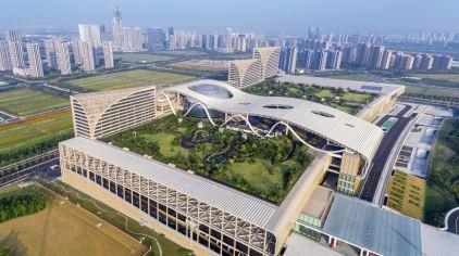 杭州国际博览中心(g20峰会体验馆)11