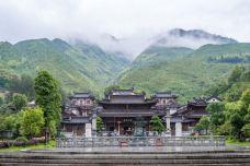 安福寺(刘伯温故里旅游景区 )-文成-river2014大河
