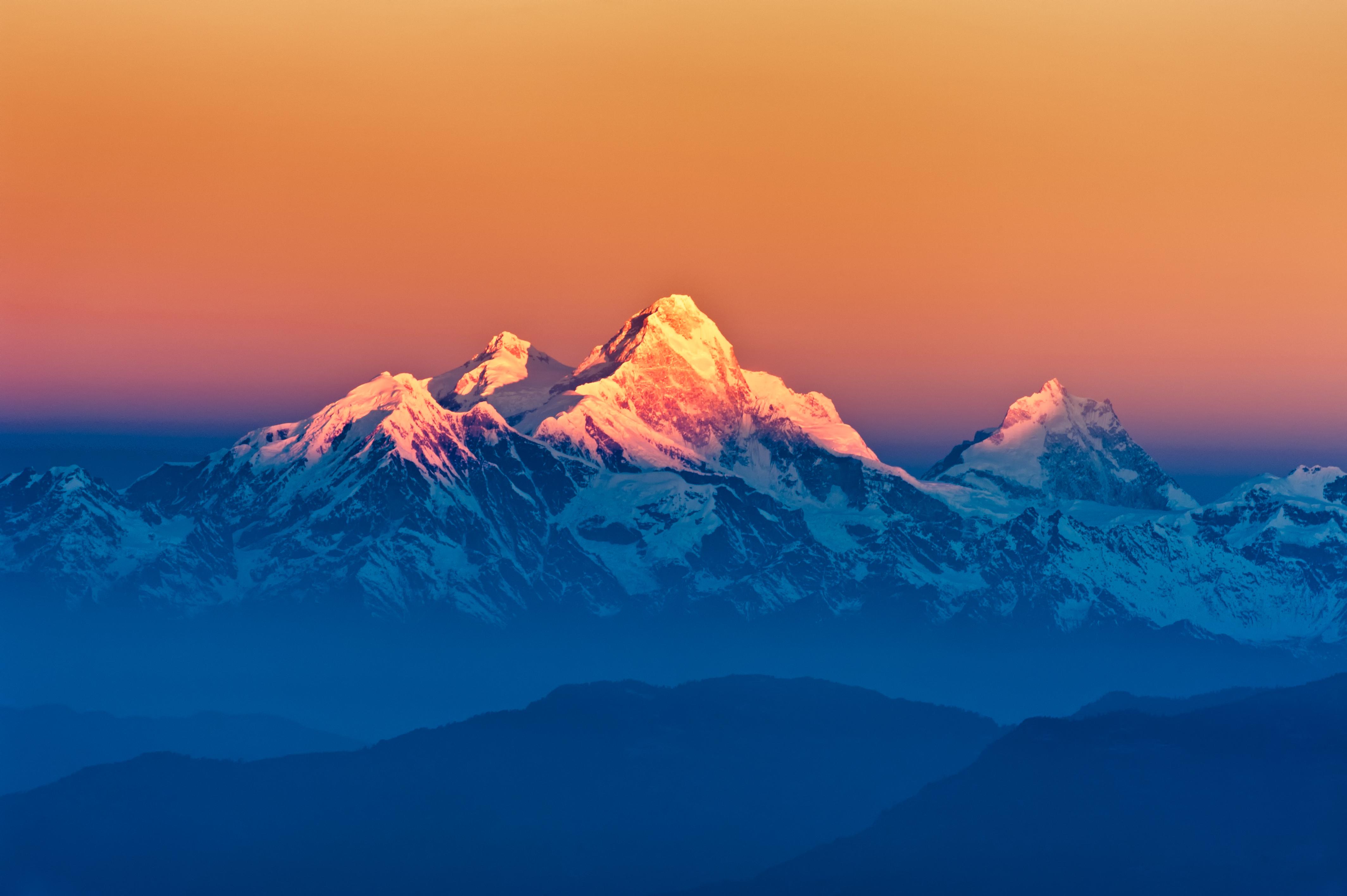 Kakani to Bhanjyang Hike in Nepal