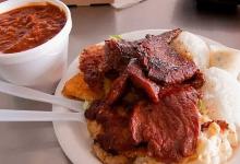 檀香山美食图片-夏威夷快餐
