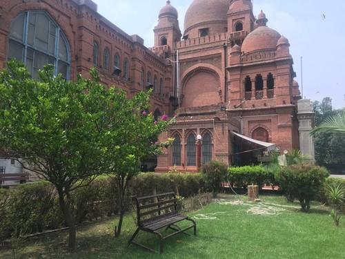 拉合爾國立博物館  Lahore Museum   -2