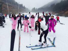 绿水尖滑雪场-文成-doris圈圈