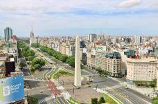 七月九日大道-布宜诺斯艾利斯-doris圈圈