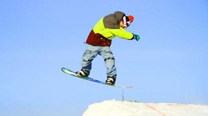 棋盘山滑雪场02