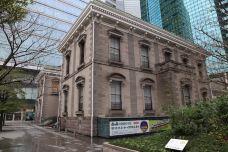 旧新桥火车站铁道历史展示室-东京-234****816