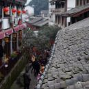 Private Tour: Chongqing Ciqikou Old Town, Chongqing China Three Gorges Museum, People's Assembly Hall, Hongya Cave