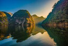 金秀圣堂湖生态旅游景区-金秀