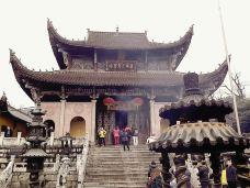 肉身宝殿-九华山-老刘