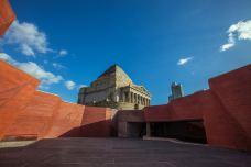 墨尔本战争纪念馆-墨尔本-doris圈圈