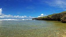 坦克海滩(塞班岛星砂海滩)