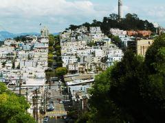 旧金山经典文艺一日游