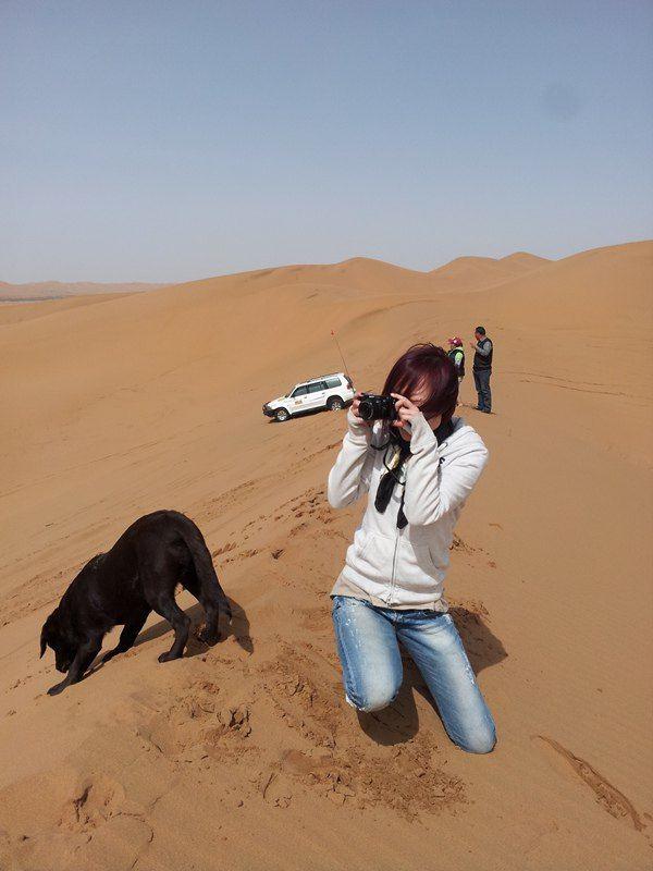 明天再走一天走出沙漠!