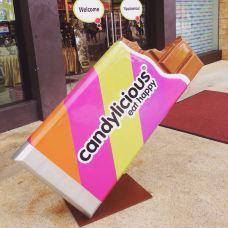 Candylicious糖果店-新加坡-肥肥安大王