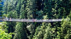 卡皮拉诺吊桥公园