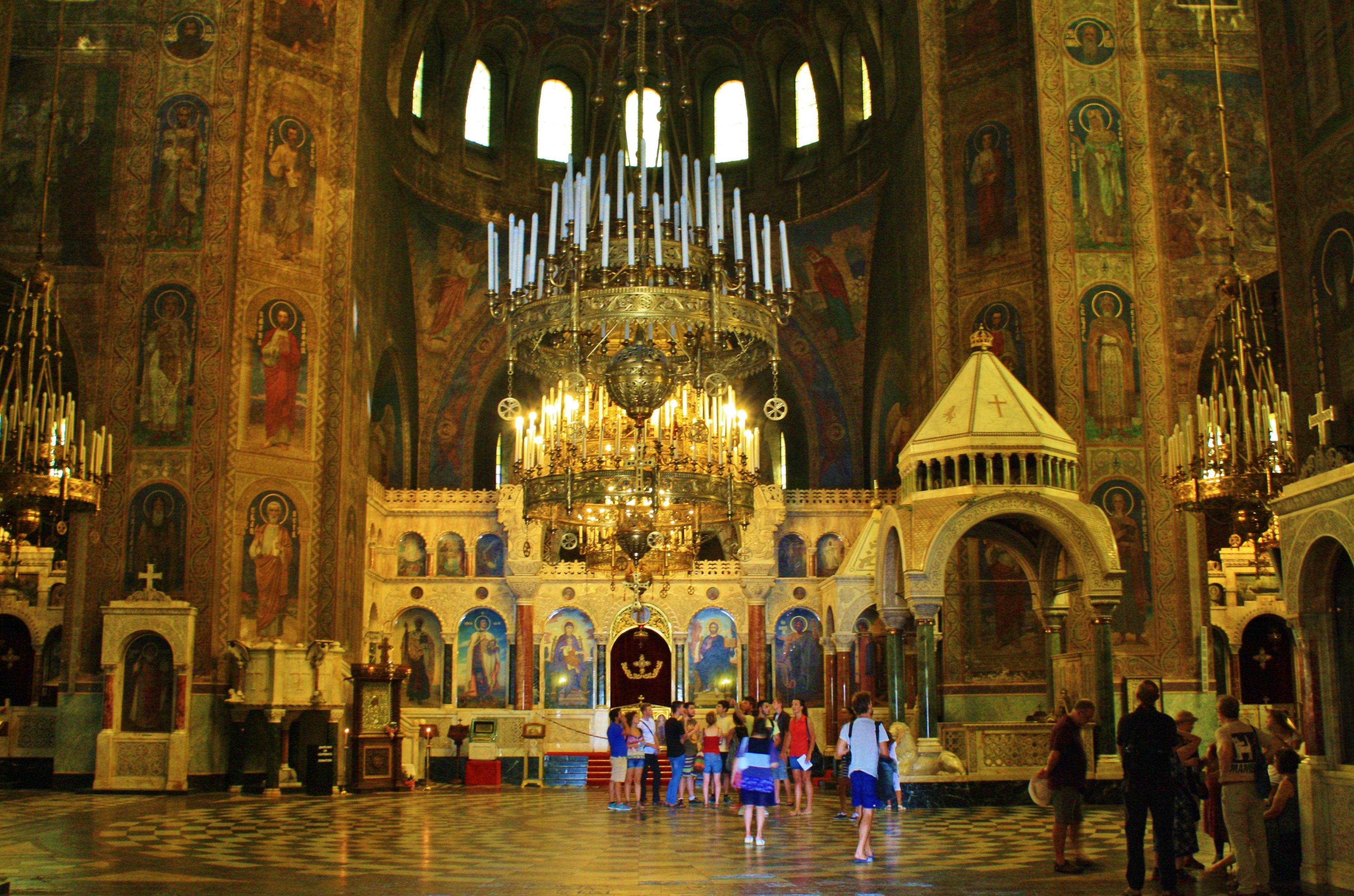 索菲婭圣索菲亞教堂  Church of Sveta Sofia   -2