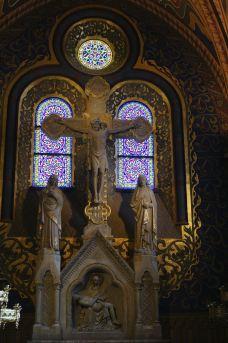 马加什教堂-布达佩斯-太虚幻境之声色光影