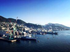 长崎港口 (3)-长崎港-九州-许吟