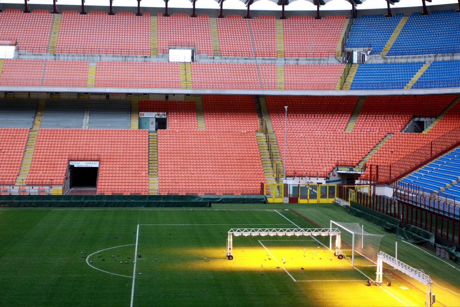 圣西羅(梅阿查)球場圖片