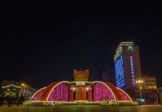 巴陵广场-岳阳-doris圈圈