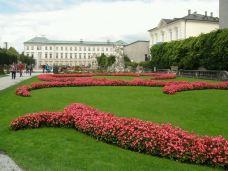 米拉贝尔宫殿和花园-萨尔茨堡-础础不动人