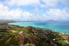 拉尼凯海滩-欧胡岛-夏威夷深度遊