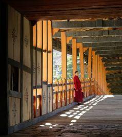 不丹游记图文-喜马拉雅等风来