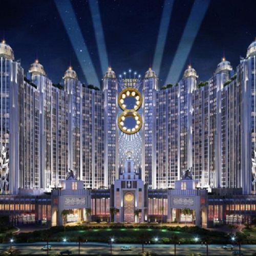 Studio City Macau Combination Ticket (Golden Reel/Batman Dark Flight)