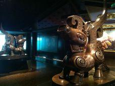 三星堆博物馆-广汉-辟土服远气罗使