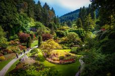 布查特花园-维多利亚-doris圈圈