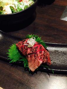 松阪牛烧肉M(法善寺横丁店)-大阪-阿伊西得鲁
