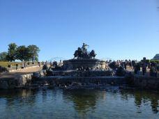 盖费昂喷泉-哥本哈根-莎伦感谢春暖花开